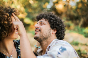 Del Mao Ibiza photo couple