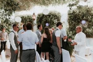Del Mao Ibiza intimate wedding