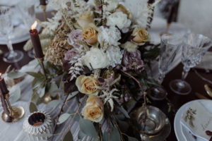 delphine photography wedding flowers