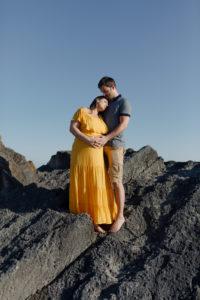 ibiza-maternity couple